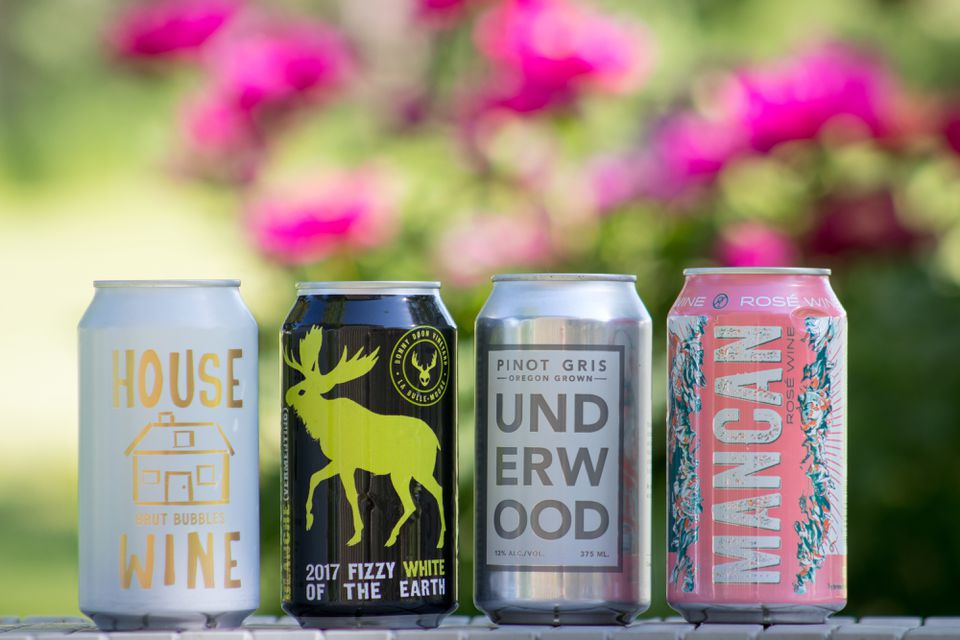 Top Picks for Canned Wines