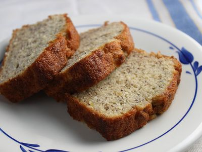 Moist banana bread with coconut oil the best banana bread recipe in the world is moist and full of flavor forumfinder Image collections