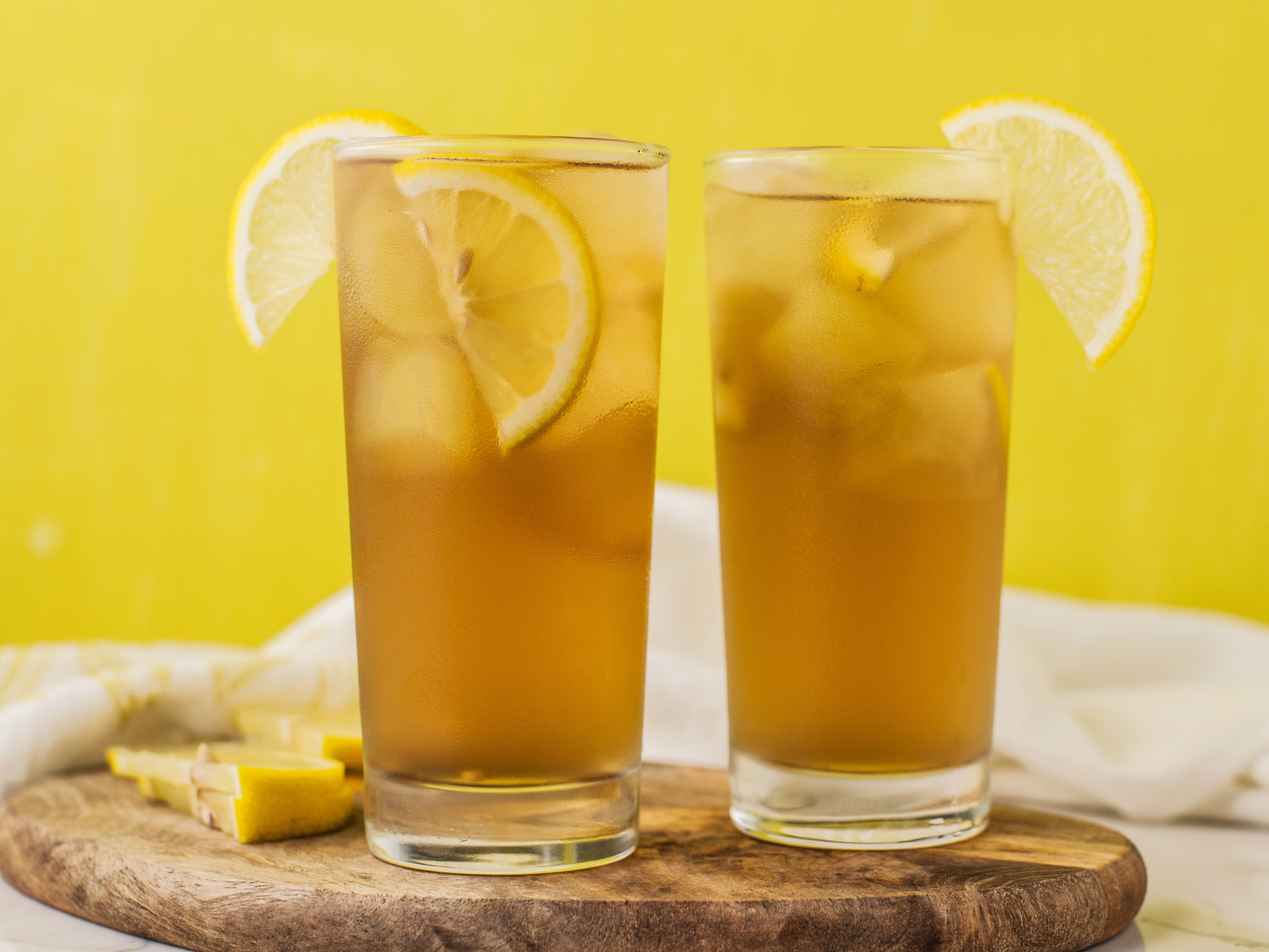 How To Mix Up A Great Arnold Palmer Mixed Drink