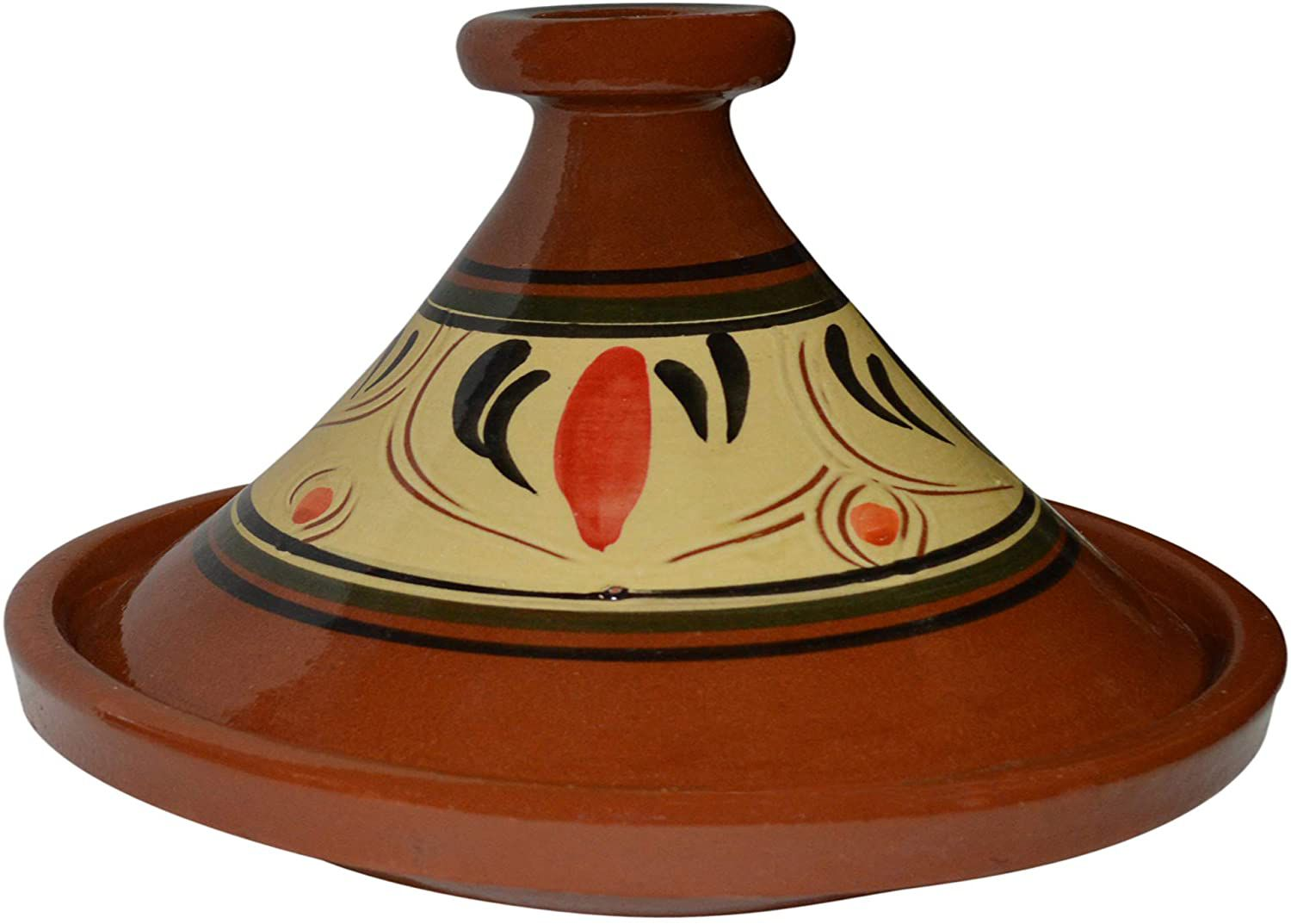 Cooking Tagines Moroccan Extra Large Glazed Tagine