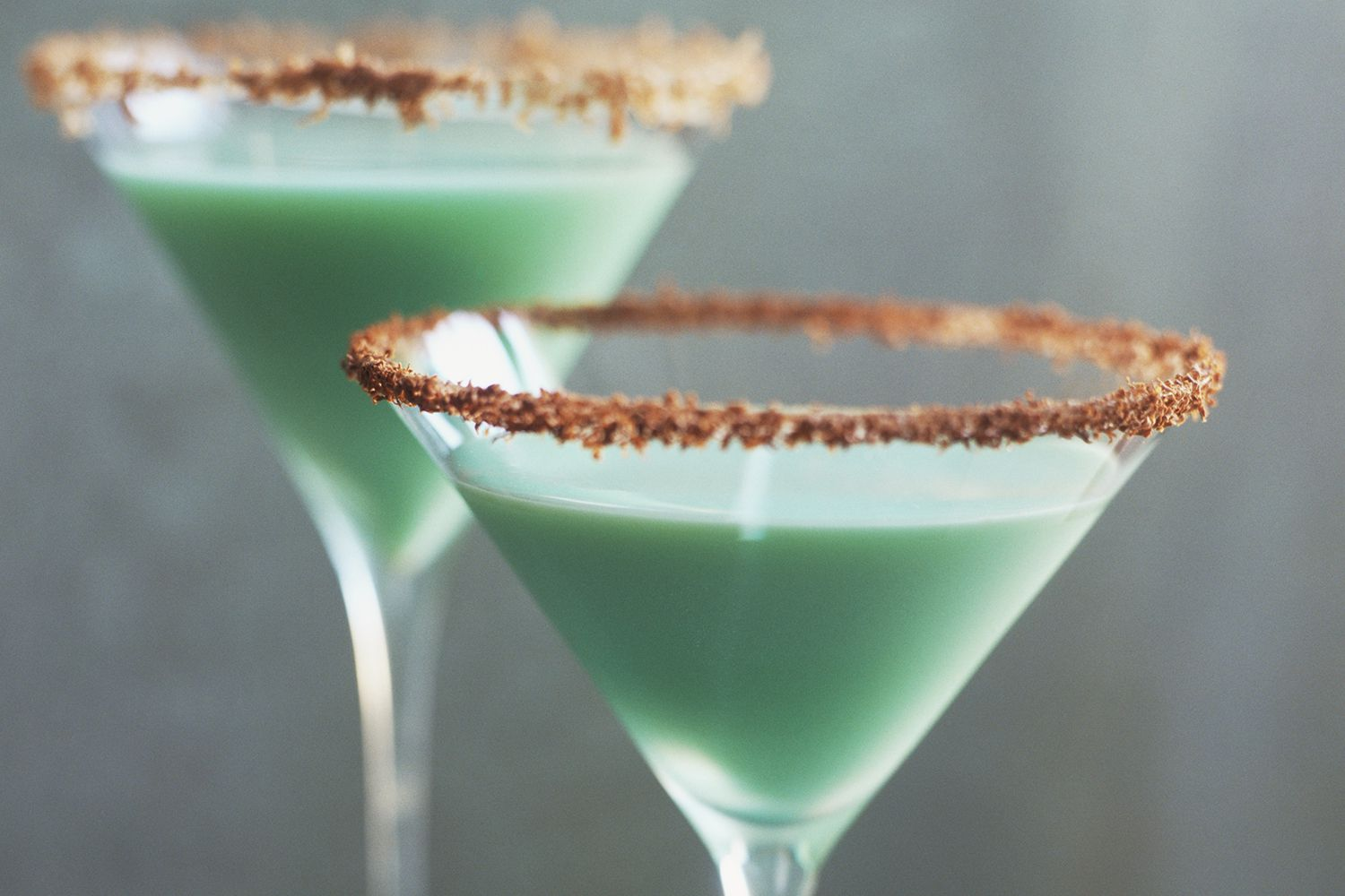 Popular Grasshopper Cocktail