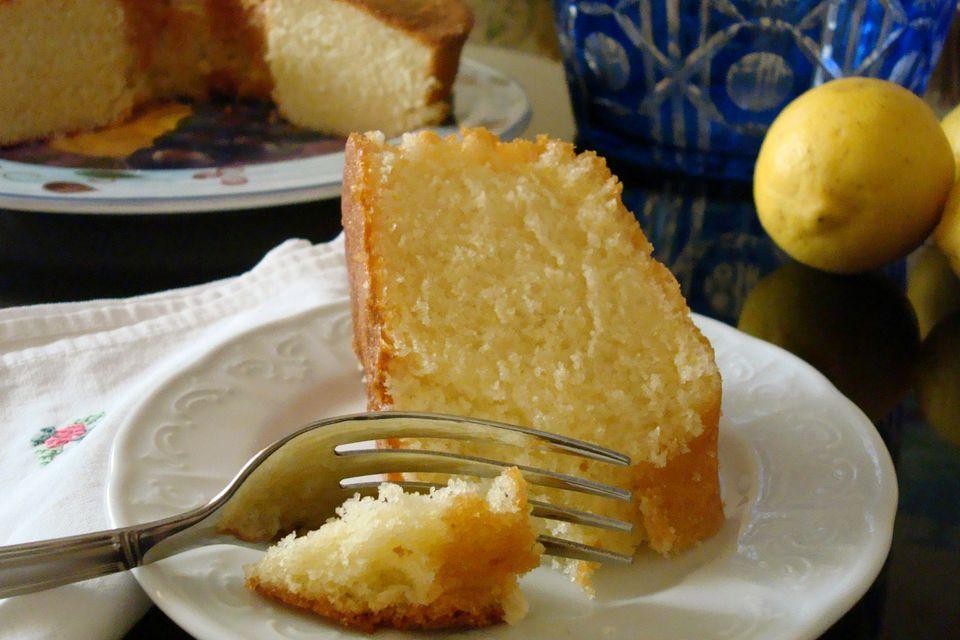Receta fácil de pastel marroquí de limón (Meskouta)
