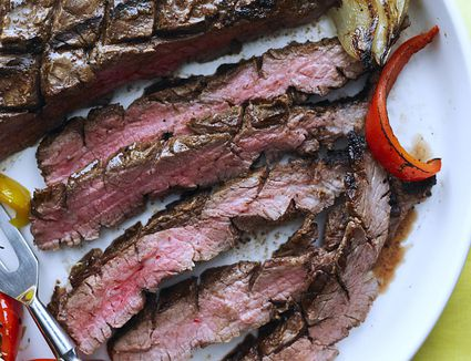 how to cook marinated london broil