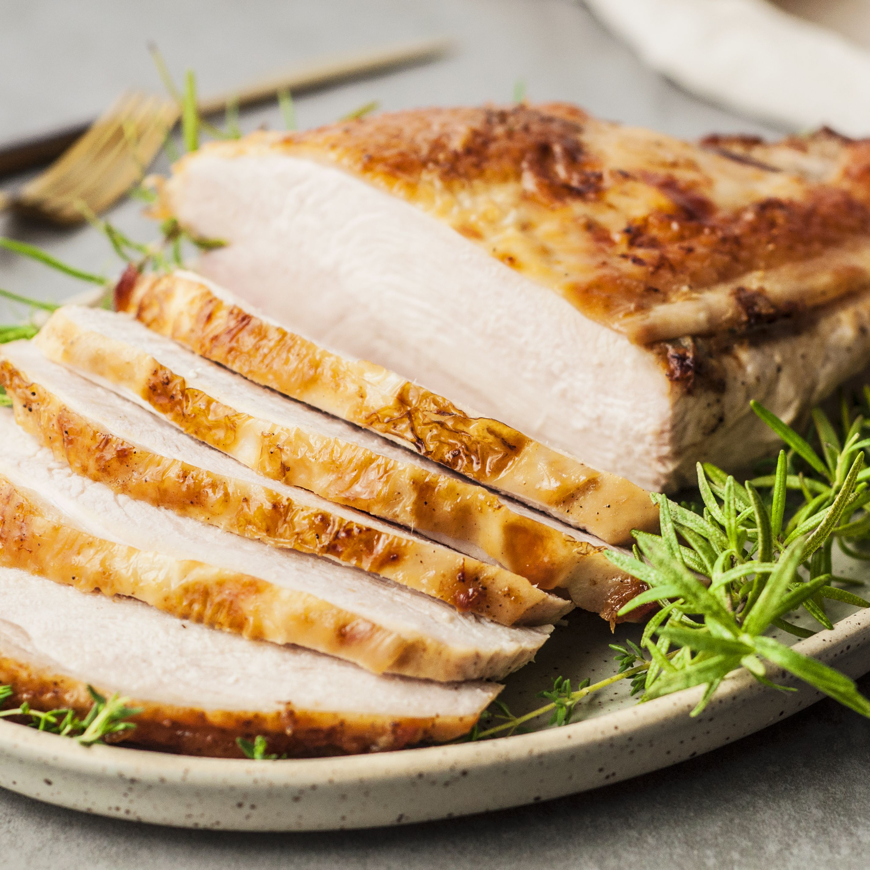 Roast Turkey Breast Recipe
