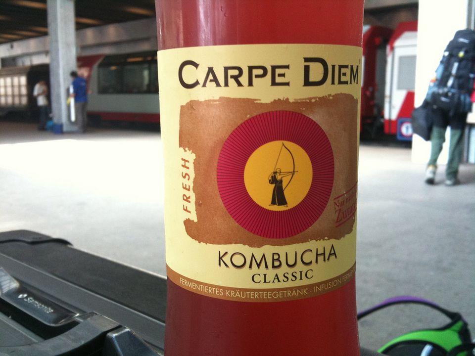 Carpe Diem Classic Kombucha