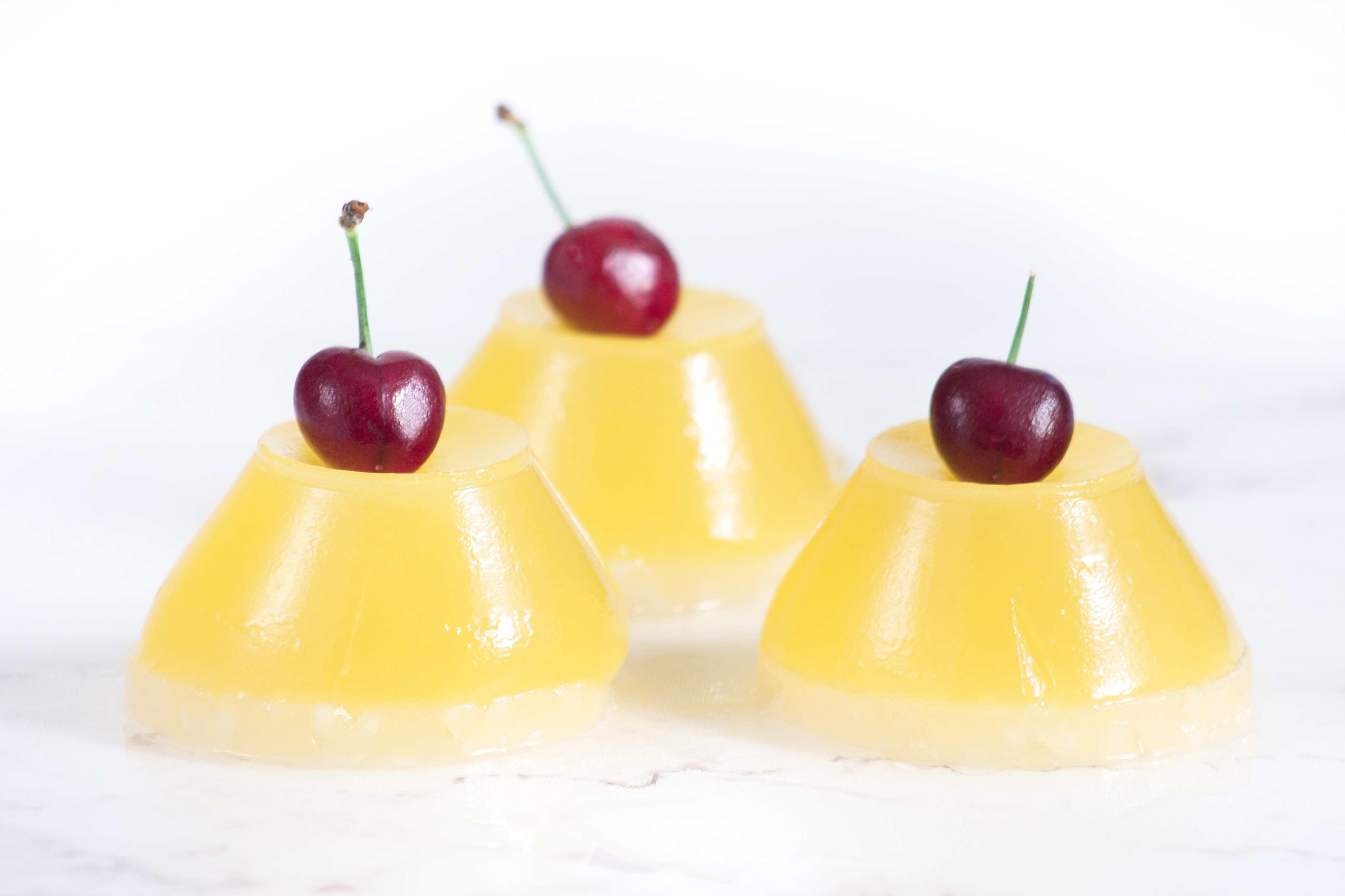 Banana Daiquiri Jelly Shots