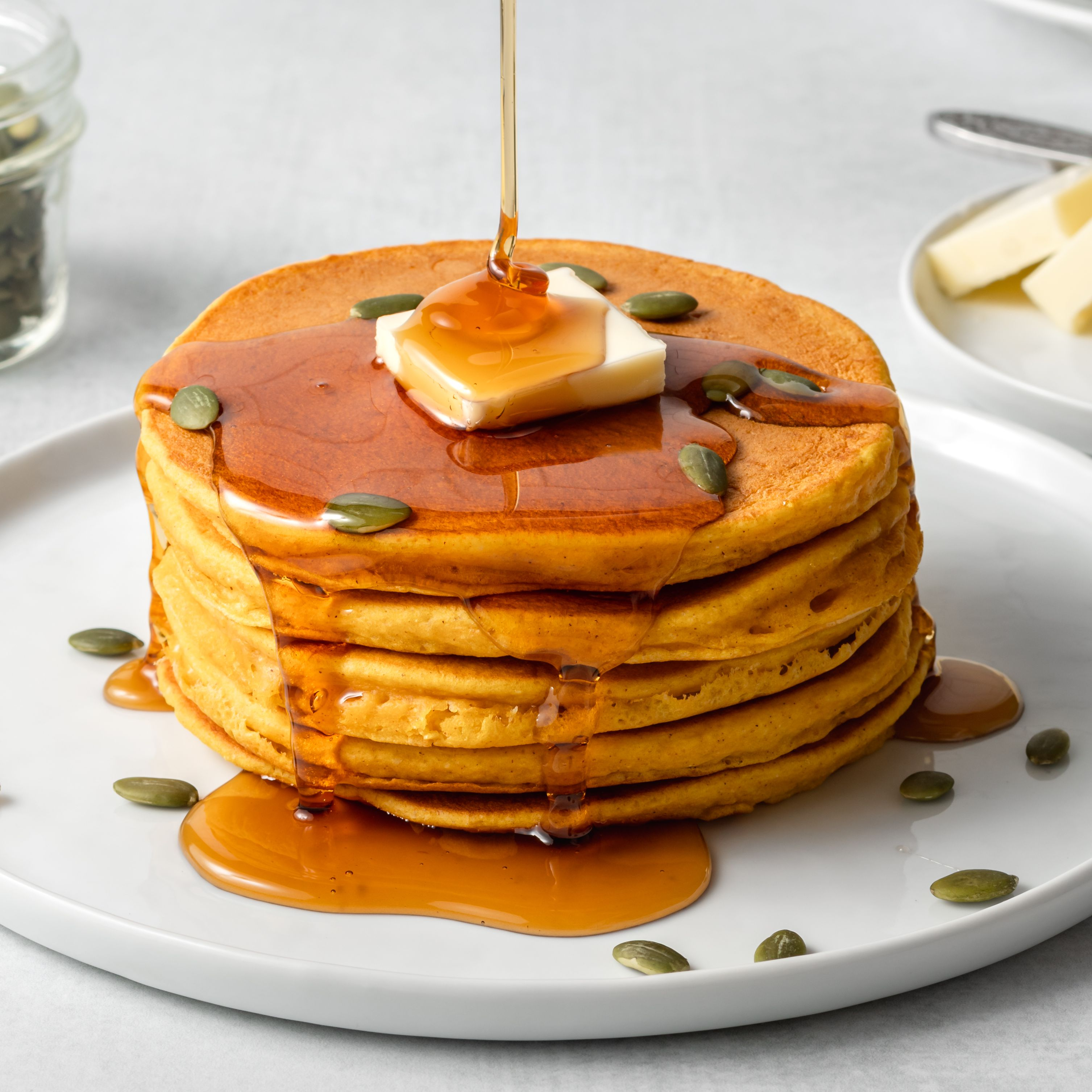 Easy Pumpkin Pancakes Recipe Using Bisquick