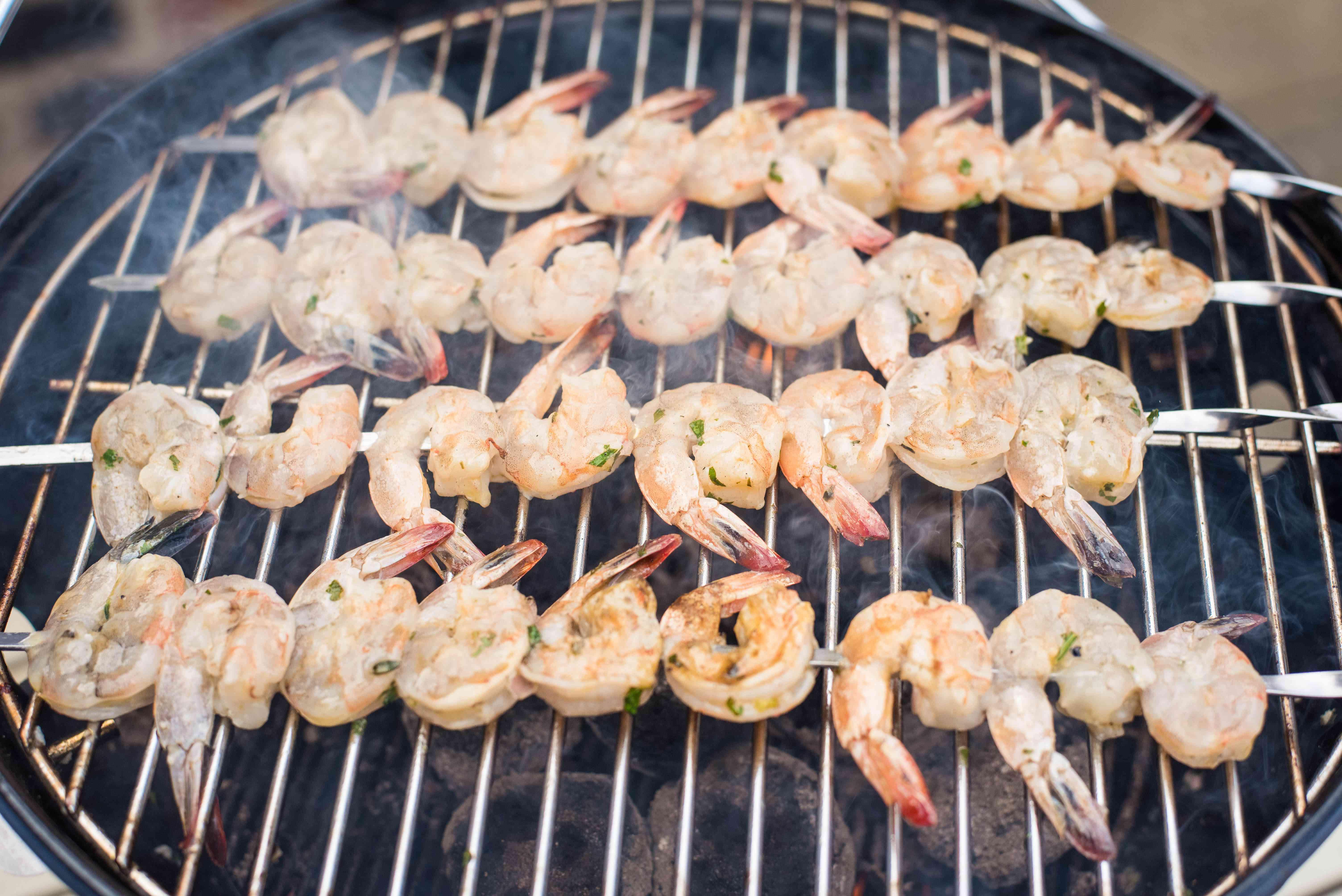 Thread shrimp