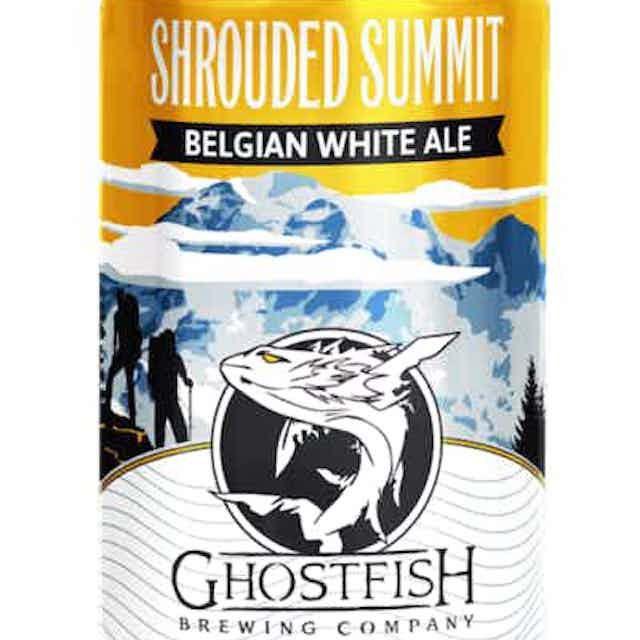 Ghostfish Shrouded Summit Witbier