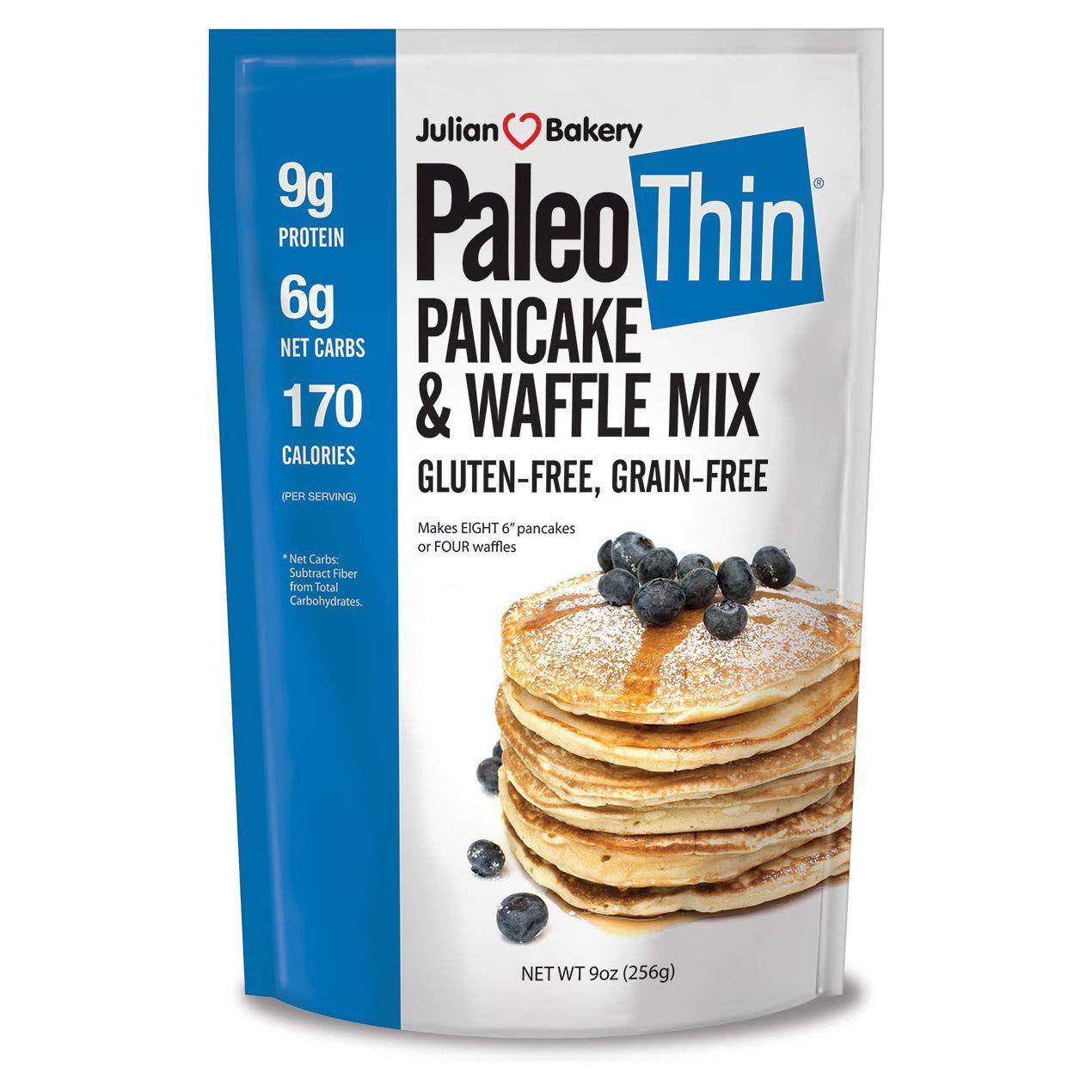 Julian Bakery Paleo Thin Pancake & Waffle Mix