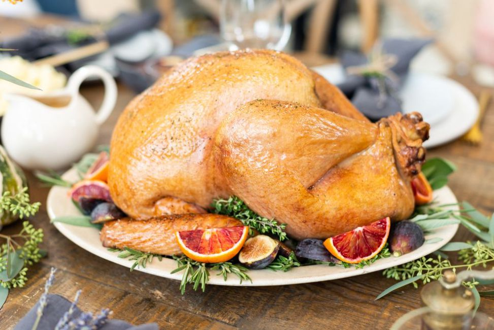 Classic Thanksgiving Roast Turkey