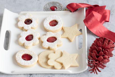 Czech Susenky Christmas Cookie Vanocni Cukrovi