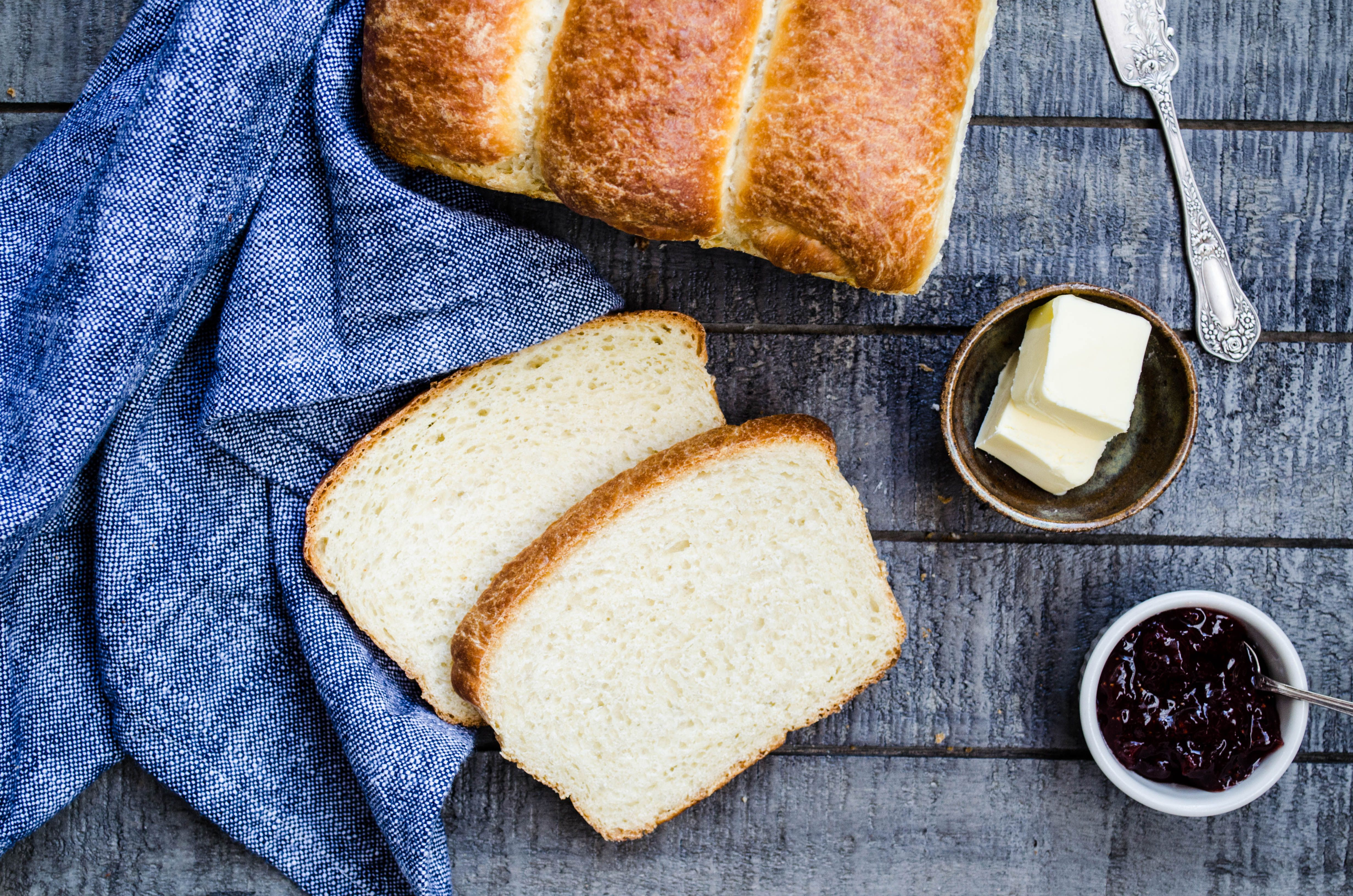 Japanese Milk Bread Is Pure Fluffy, Pillowy Goodness