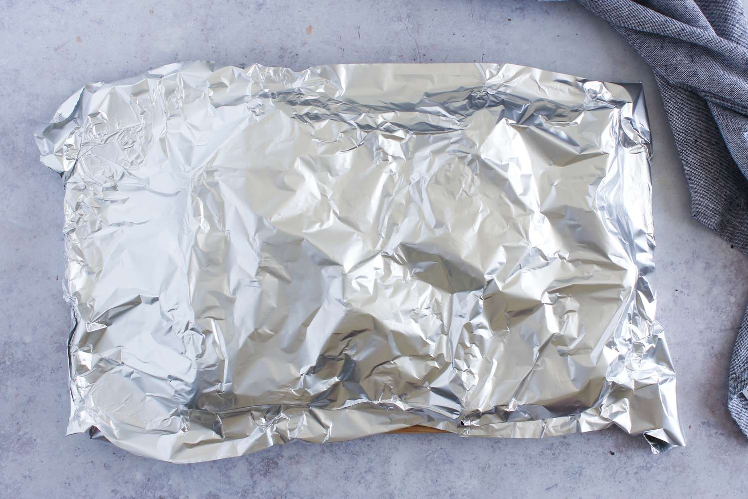 Remove chops from grill and cover with foil