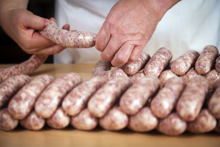 Homemade Cajun Boudin Sausage Recipe