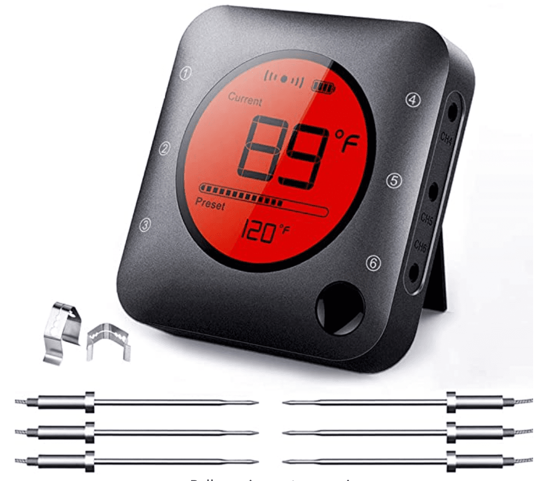 The 8 Best Wireless Grill Thermometers in 2021
