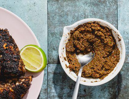 Jamaican jerk recipe