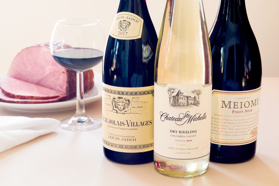 10 Brilliant Wines for Your Easter Ham Dinner