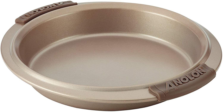 Anolon Advanced 9-Inch Bronze Nonstick Cake Pan