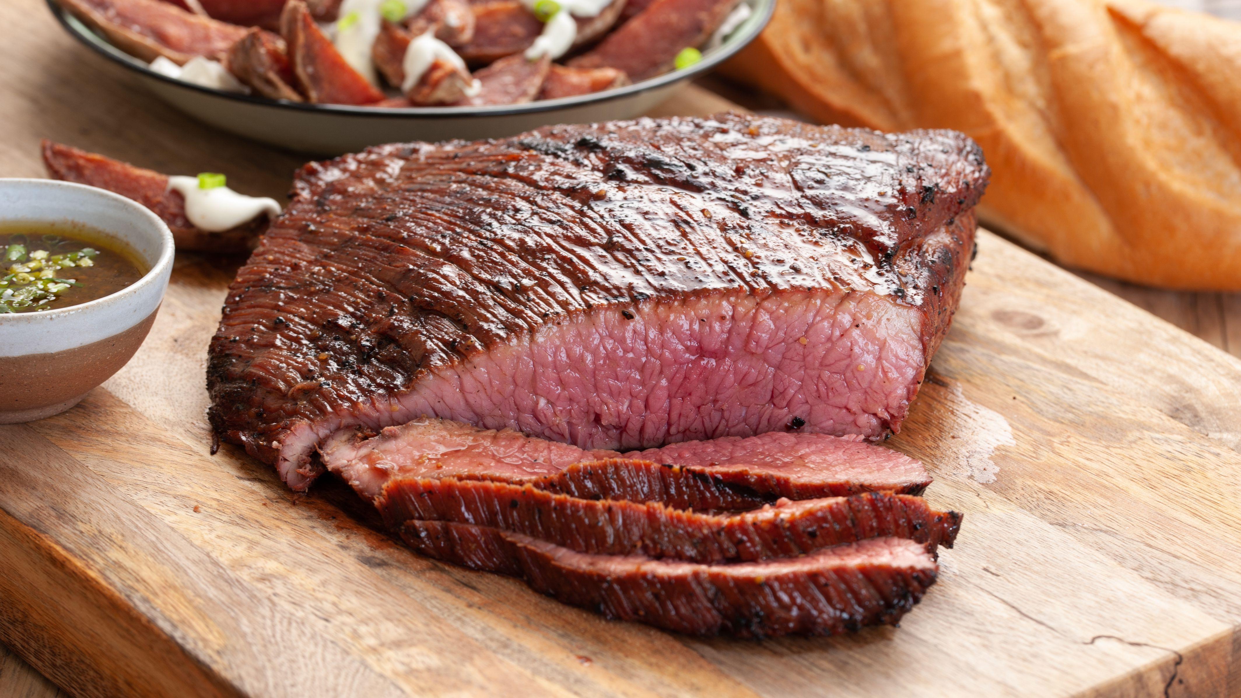 Easy Flank Steak Marinade Recipe