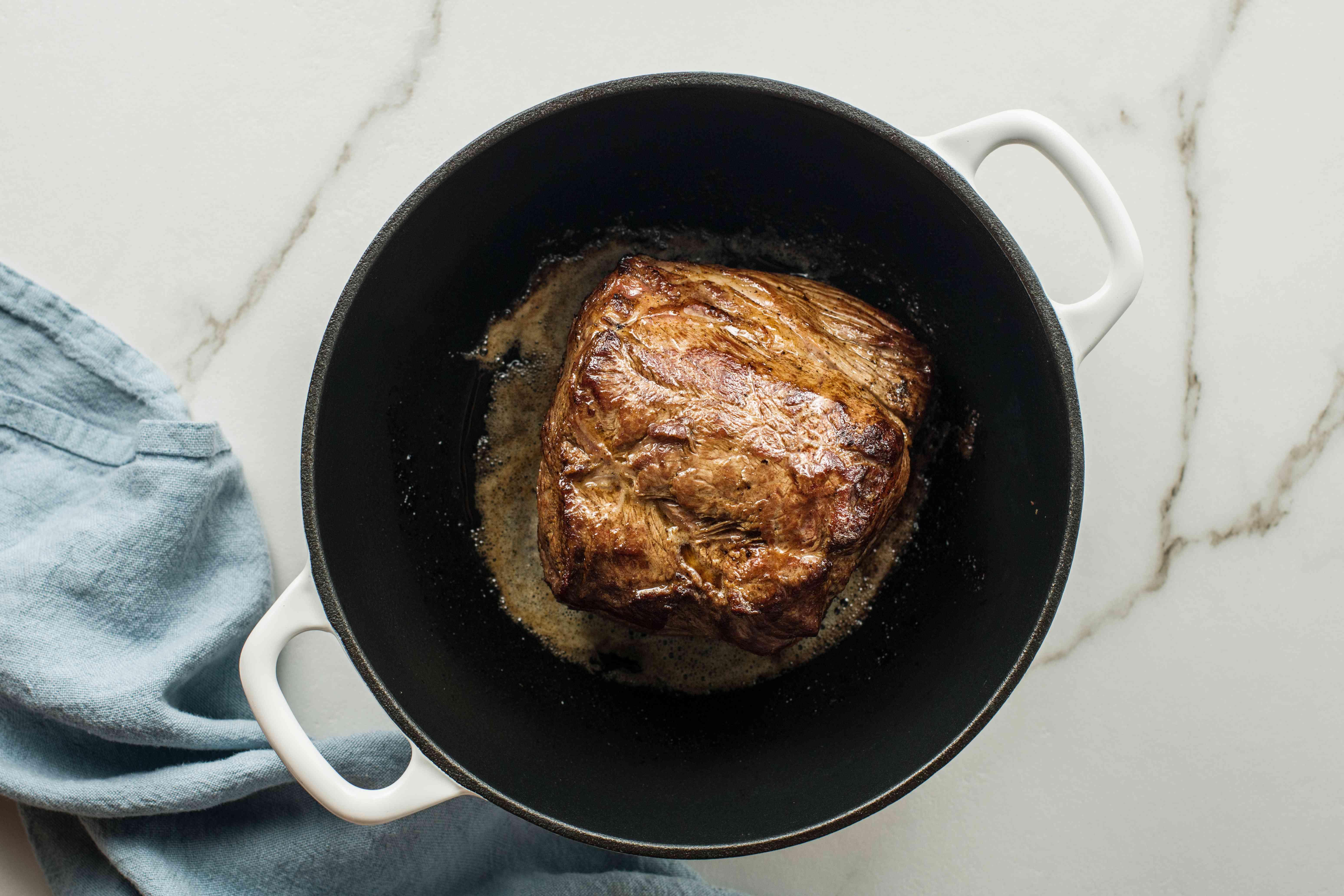 Heat roast