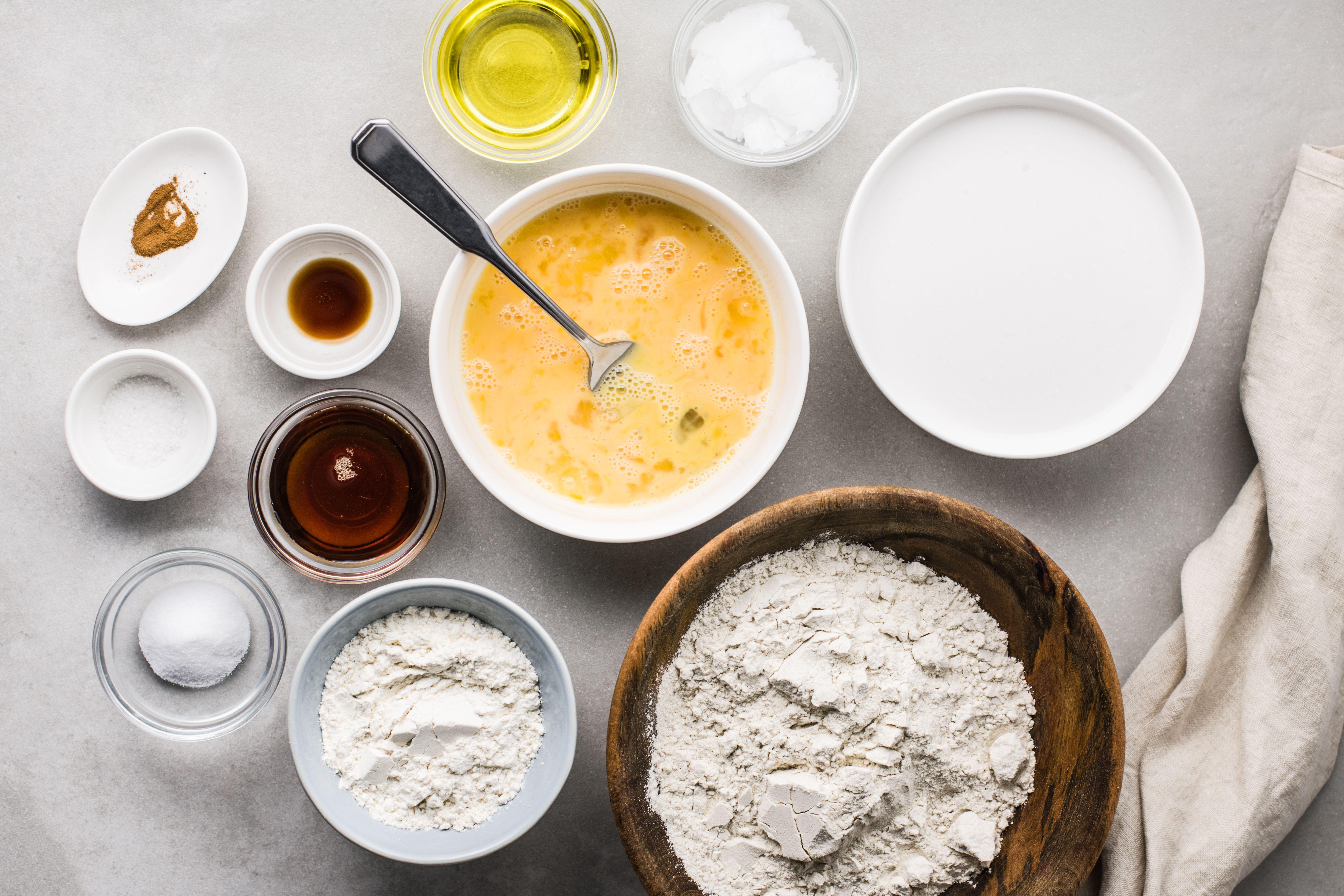 Gluten-Free Buckwheat Pancakes Recipe