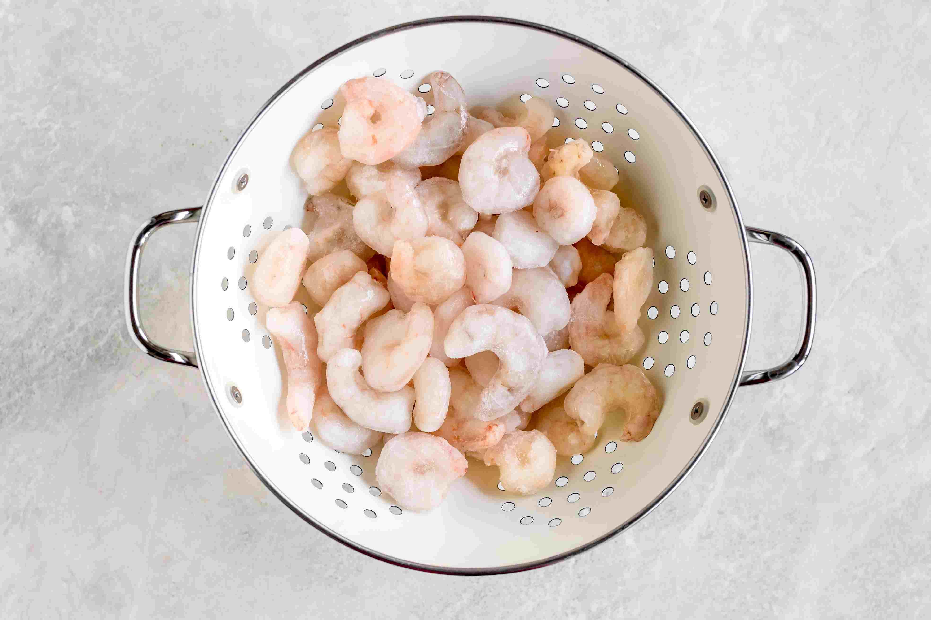 Quick Shrimp Scampi Recipe