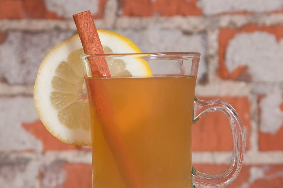 Hot Not Toddy–Non-alcoholic Warm Winter Drinks