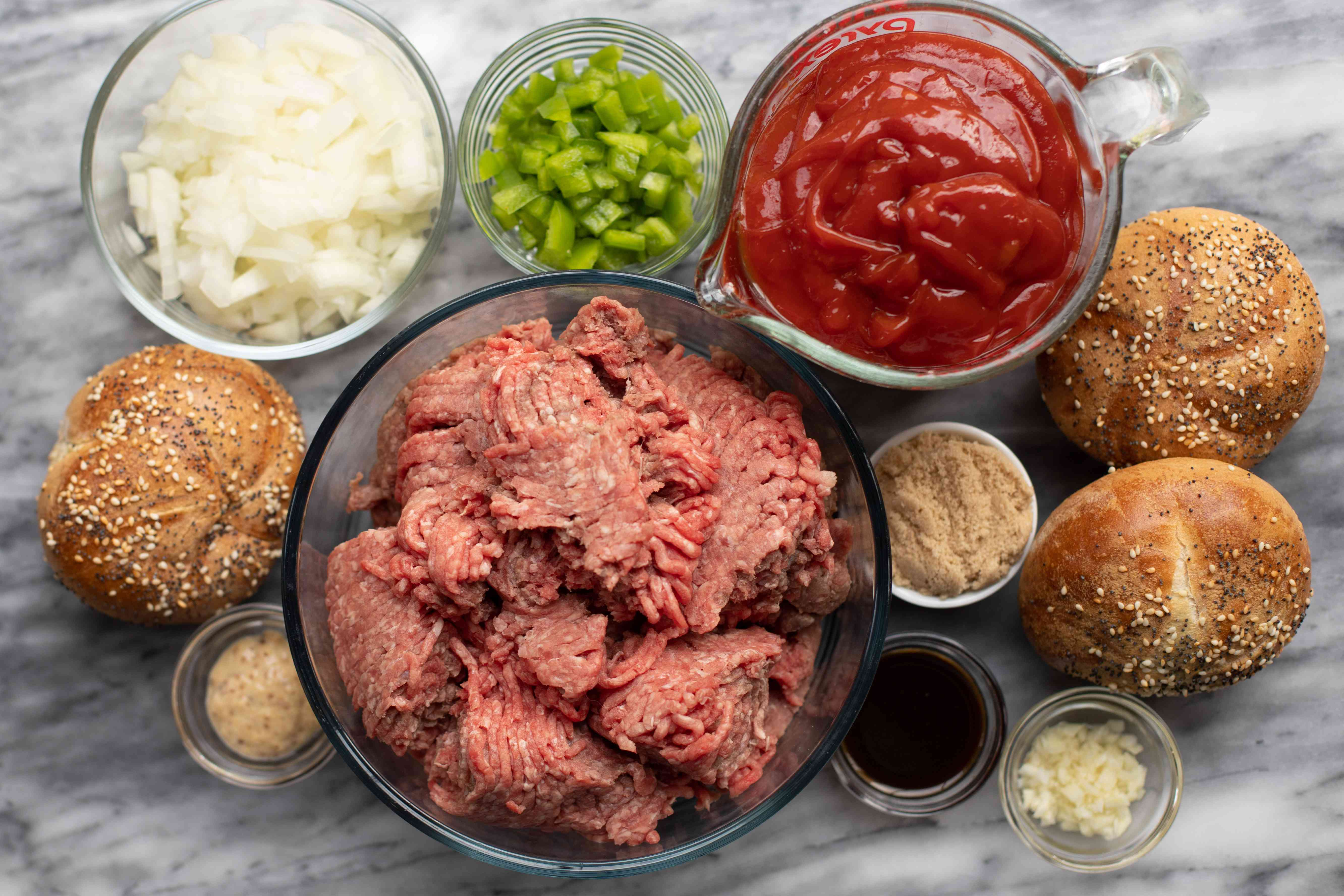 ingredients for instant pot sloppy joes