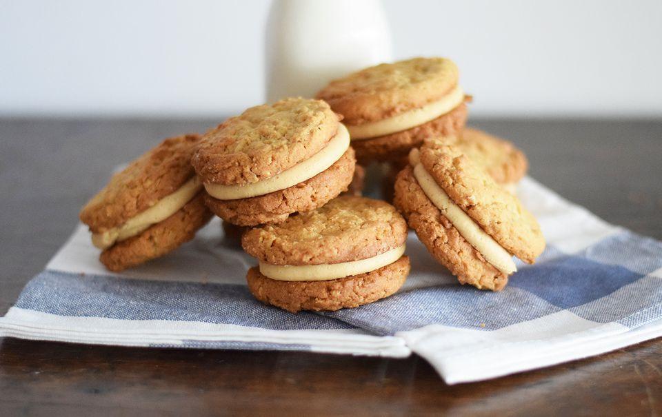 copycat do-si-do cookies