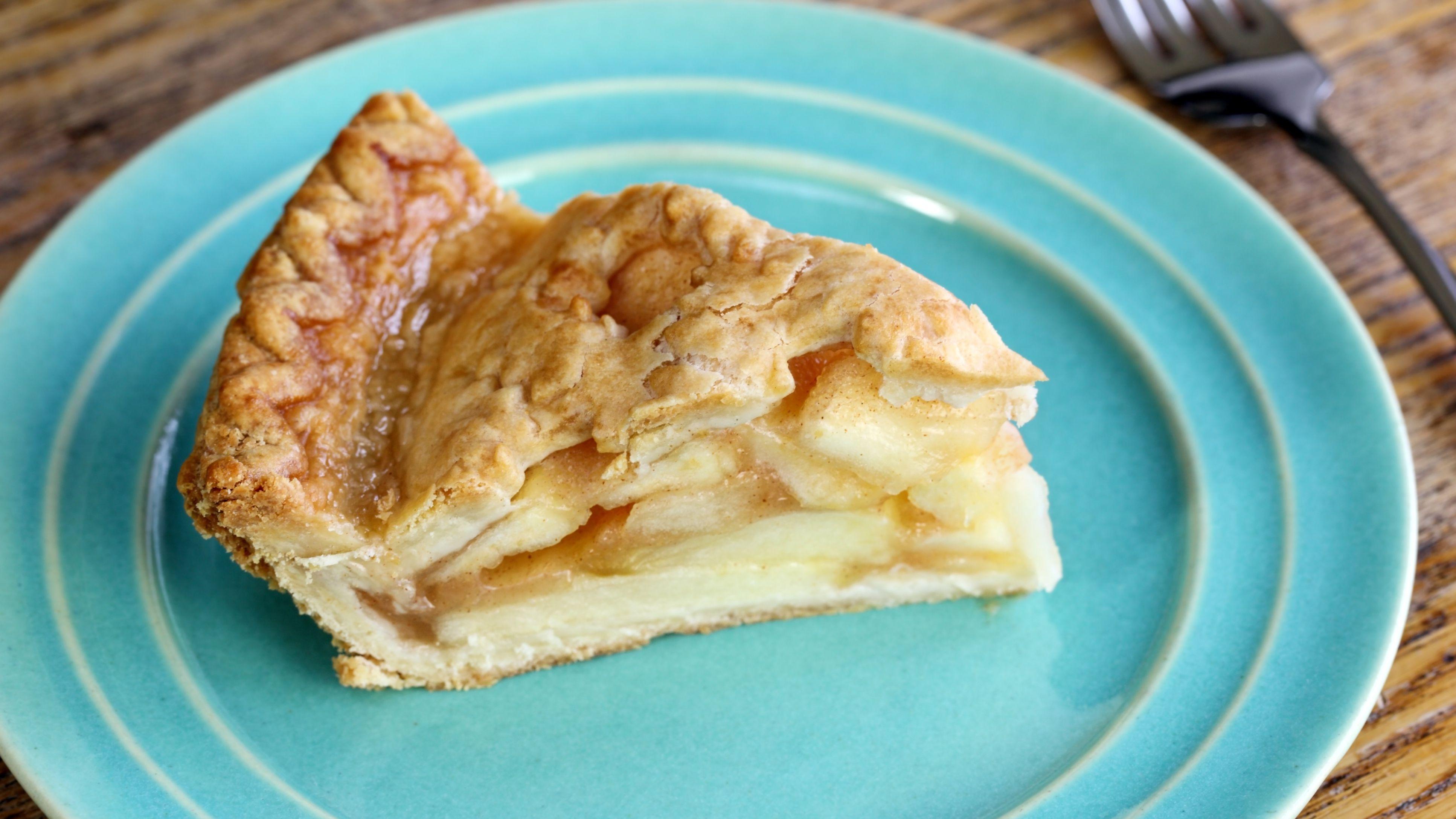 Easy Apple Pie for Kids