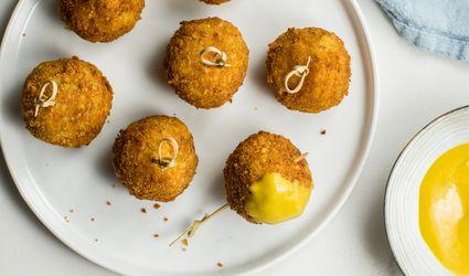 Sauerkraut balls appetizer recipe
