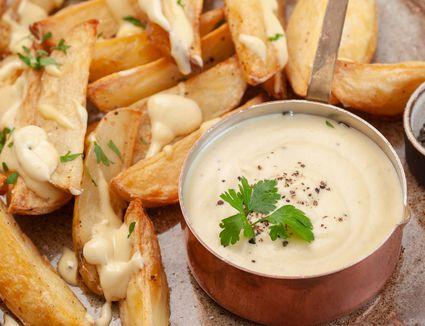 Roasted garlic aioli recipe