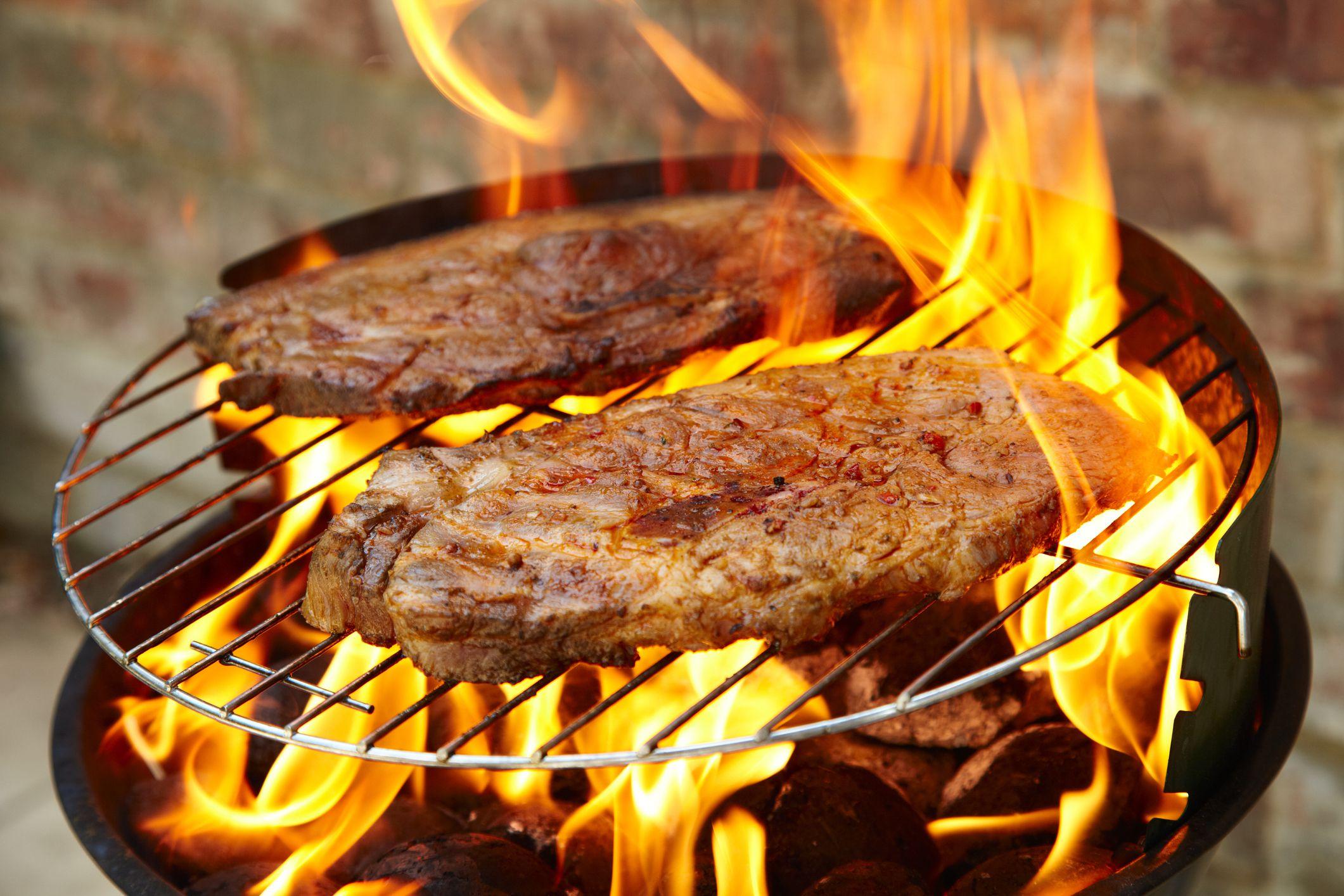 German Schwenkbraten (Pork Steak Barbecue) Recipe