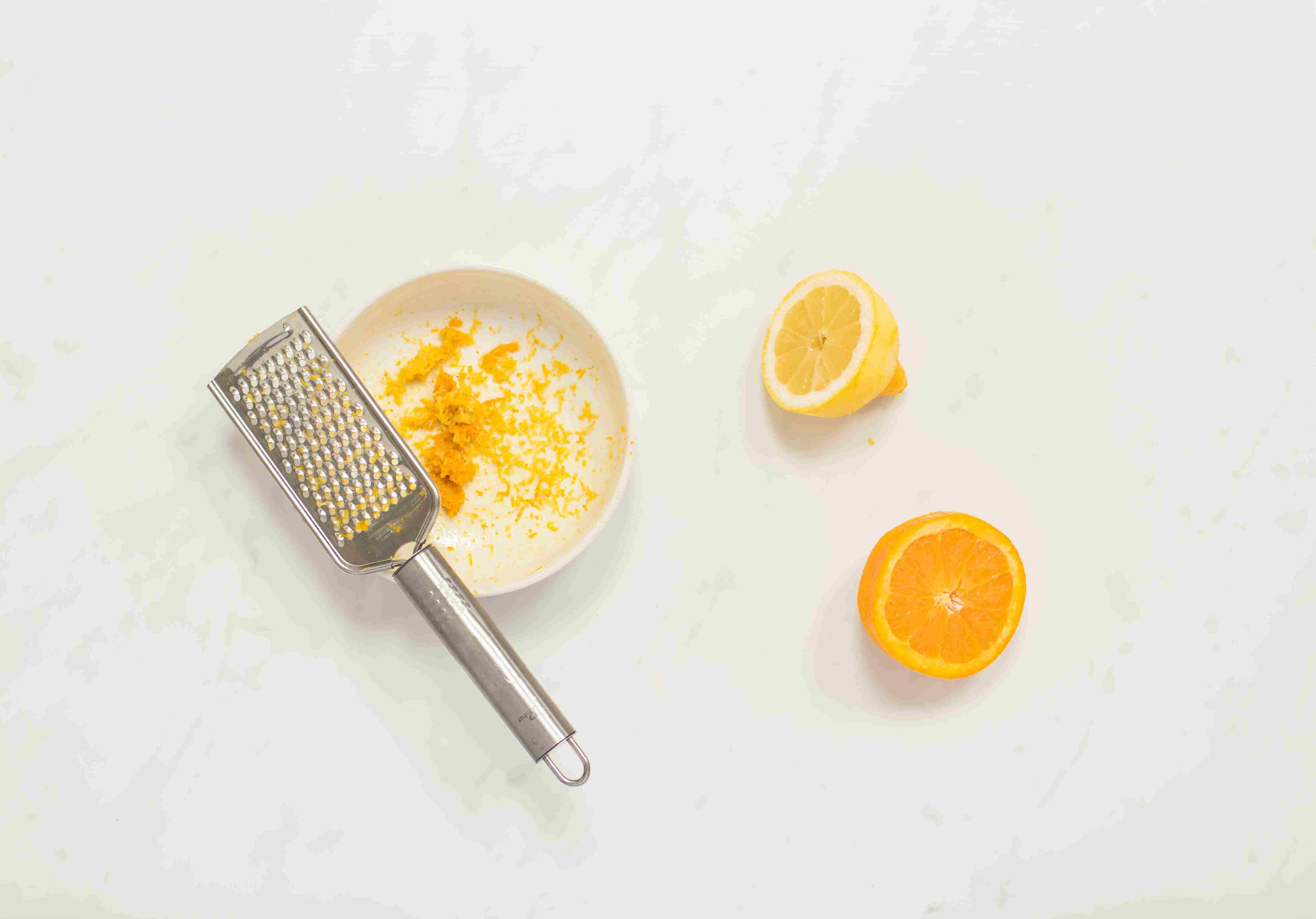 Grate orange