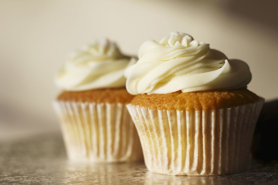 Buttercream frosting