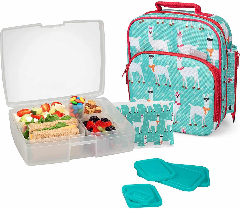 Bentology Lunch Bag and Box Set