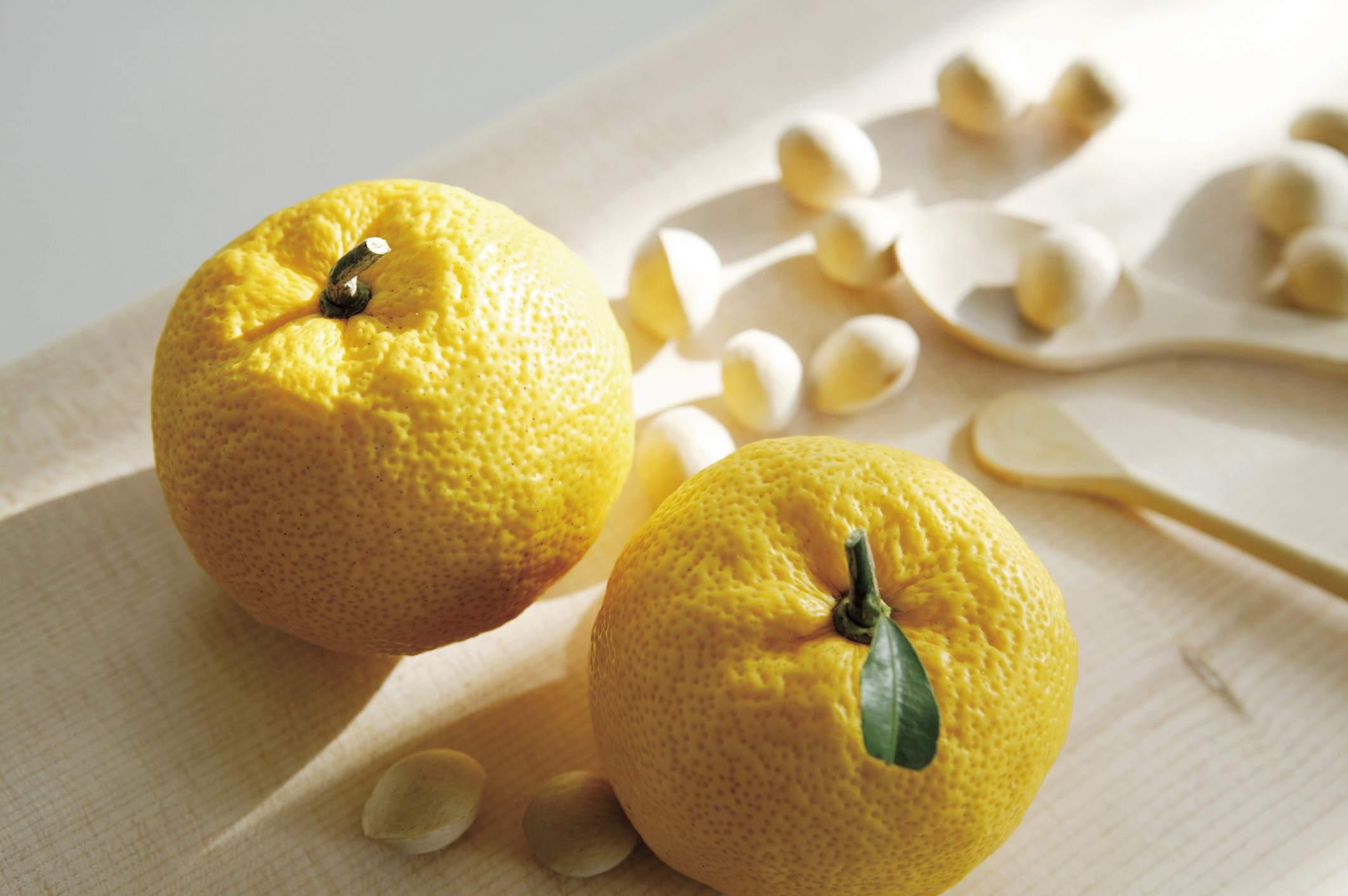 Yuzu citron