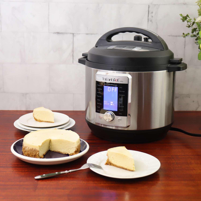 Instant Pot Ultra 10-in-1 Pressure Cooker