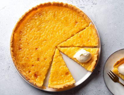 Classic French Lemon Tart