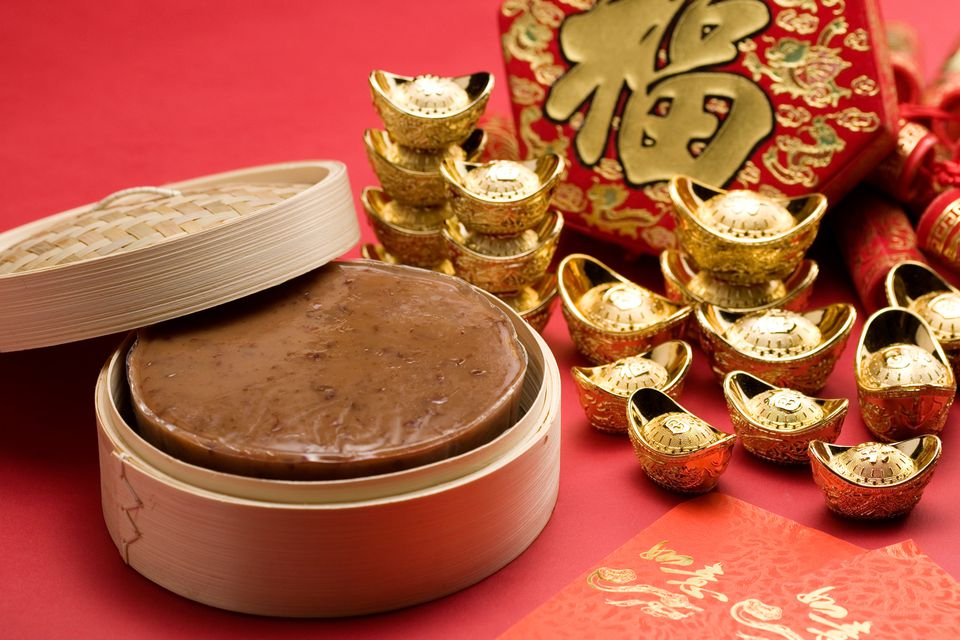 Nian Gao for Chinese New Year