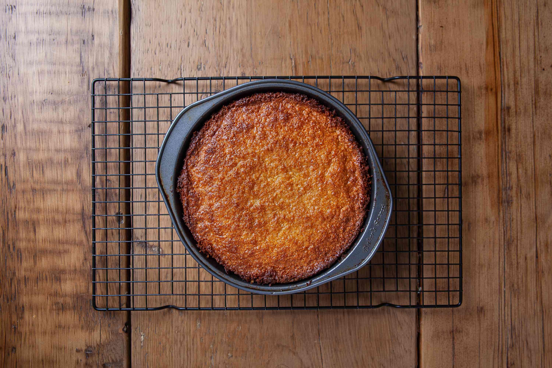 Bake the Gluten-Free Coconut Cake