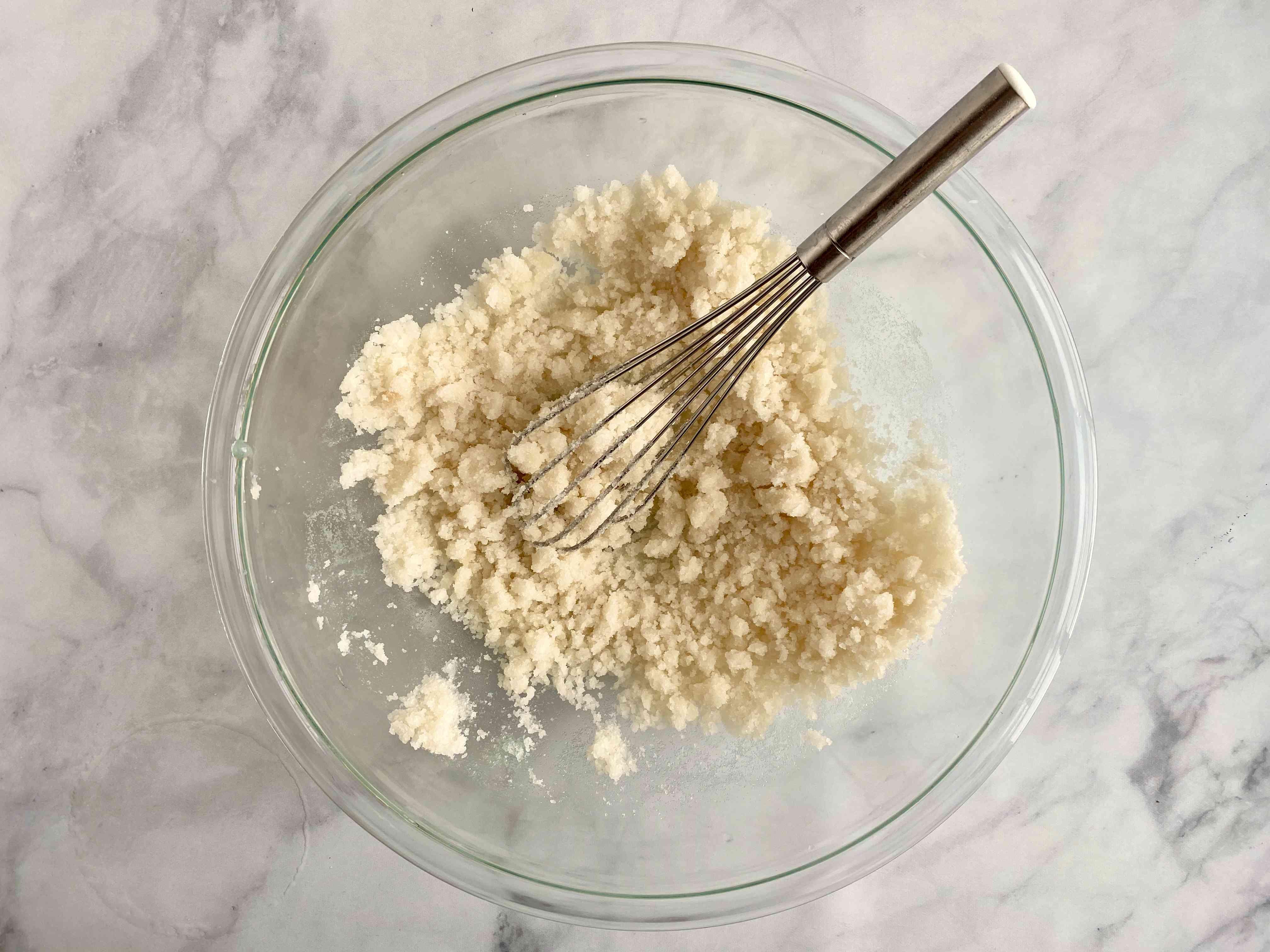 vanilla sugar and oil