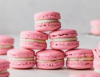 Easy Macarons