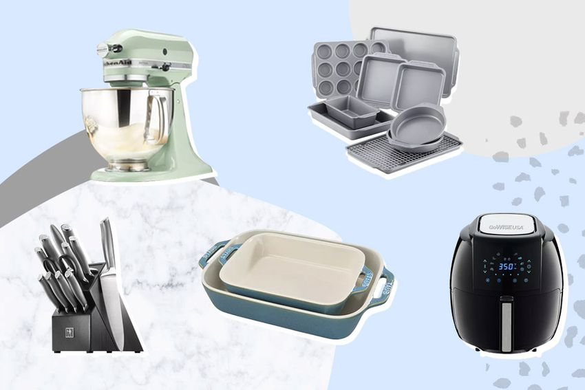 Wayfair Way Day Sale - Kitchenaid, Knife Block, Casserole Dish and Air Fryer