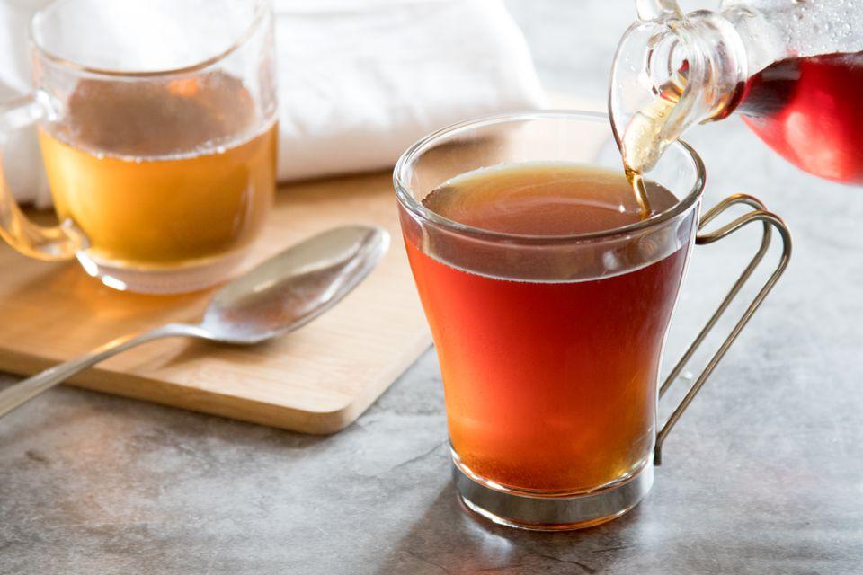 Homemade Caramel Syrup
