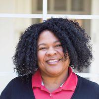 headshot of writer and cookbook author Rekaya Gibson