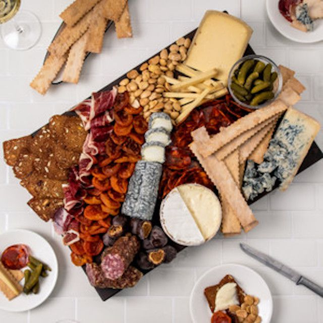 Murray's Cheese The Ultimate Cheese Board Collection