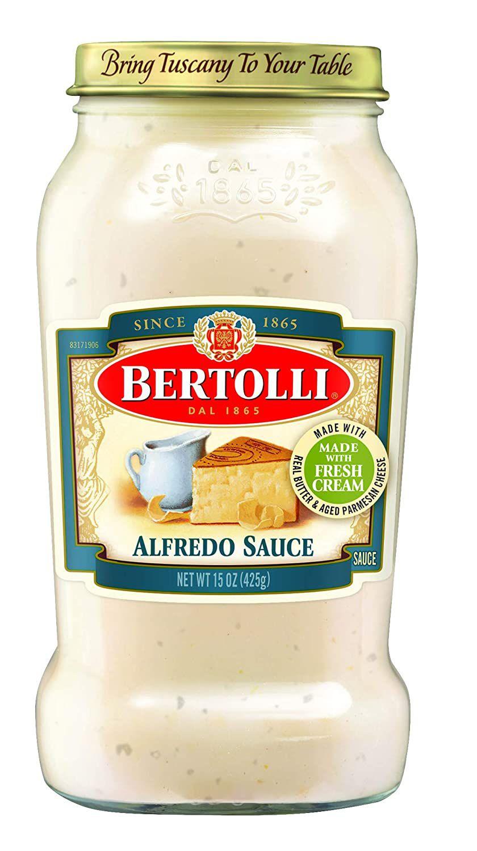 Bertolli Alfredo with Aged Parmesan Cheese Sauce