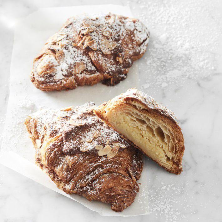 Le Marais Bakery Croissants aux Amandes